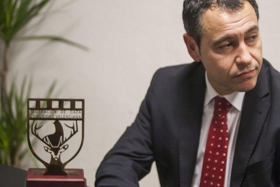Vicente Seguí anuncia una auditoría externa para conocer la situación actual de las cuentas de la Real Federación Española de Caza