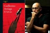 """Guillermo Arriaga presentó ayer su ultima novela """"El Salvaje"""" en Donosti"""