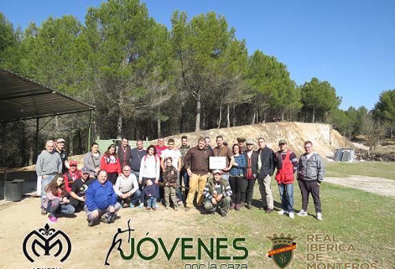 """Éxito en el """"lll Encuentro de Jóvenes por la caza"""" de la Comunidad de Madrid"""