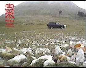 Denunciados dos cazadores por carecer de permisos en el coto de Ollo (Navarra)