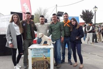 Jóvenes por la Caza y Mujeres por la Caza intensifican su trabajo en en ferias de caza