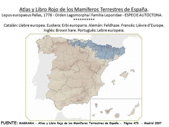 MAPA DEFINITIVO DEL MAGRAMA