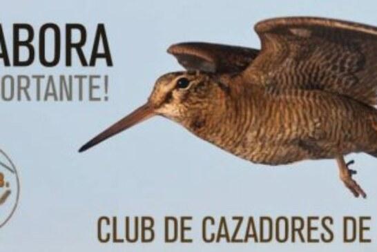 """EL CLUB DE CAZADORES DE BECADA CELEBRARÁ SU """"XVII ASAMBLEA GENERAL"""" EL 21 DE MAYO EN EIBAR"""