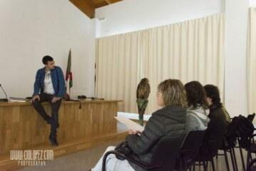 BUENA ACOGIDA EN EL CURSO DE INICIACION A LA CETRERIA CELEBRADO EN KUARTANGO