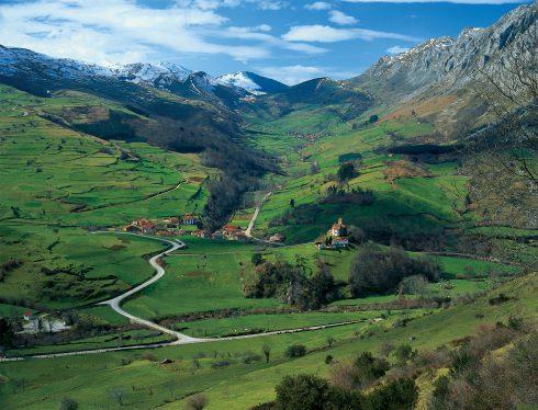 La Consejería de Medio Rural de Cantabria plantea una reducción de la Reserva del Saja