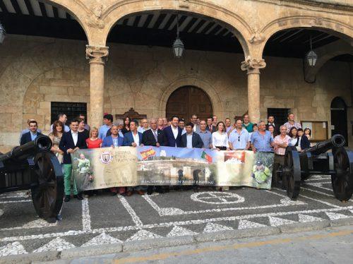 Entidades cinegéticas de España y Portugal y el Ayuntamiento de Ciudad Rodrigo ratifican el acuerdo en defensa de la Montería Ibérica