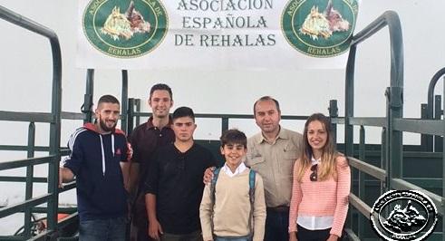 "LA A.E.R. ESTUVO PRESENTE EN LA ""FERIA DE MOURA (PORTUGAL). 2017"