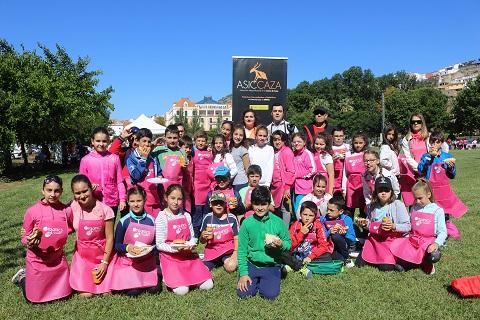 ASICCAZA acerca el sabor y las bondades de la carne de caza a más de 400 niños de Extremadura