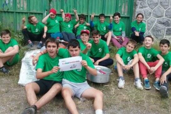 La caza, la pesca y el medio ambiente son los ejes del primer campamento de verano de ADECAP
