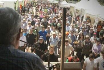 La fiesta de cazadores y pescadores reunió a miles de aficionados