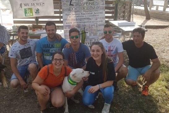 Jóvenes por la caza y Mujeres por la caza reciben diversos reconocimientos en la Feria de caza, pesca y mundo rural de Almazora