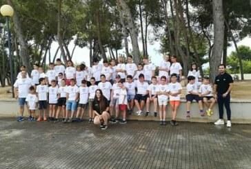 """Jóvenes por la caza y Mujeres por la caza apoyan a los más jóvenes en su  primer campus """"Vive la Naturaleza"""" celebrado en Valencia."""
