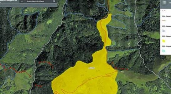 Navarra: Nueva app web de cotos de caza