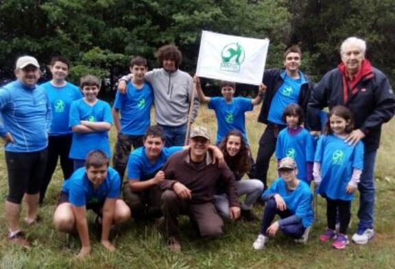 Éxito en el primer Campamento de Verano de Adecapgazteak