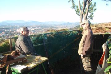 Gipuzkoa. La caza en Ulia, pendiente de un recurso de Pasaia al supremo