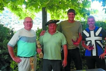 Katta Gorri convoca un nuevo campeonato de caza menor con perro