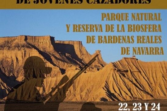 II Encuentro Nacional de Jóvenes Cazadores en Bardenas Reales