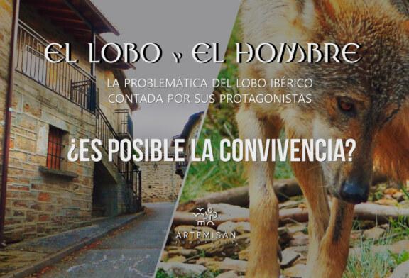 """""""El lobo y el hombre"""": Fundación Artemisan realiza un documental sobre los retos de la gestión del lobo en España"""