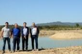 Navarra: La Asociación de cazadores de Caseda recupera un humedal para el mantenimiento de la biodiversidad