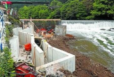 Gipuzkoa: El río Deba cuenta con tres escalas para peces a su paso por Elgoibar