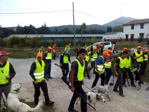Resultados Campeonato de Euskadi de caza menor con perro