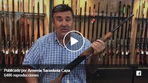 Banco de Pruebas: Rifle Browning BAR 2. Por Iñigo Sarasketa de Armería Sarasketa. Ver vídeo