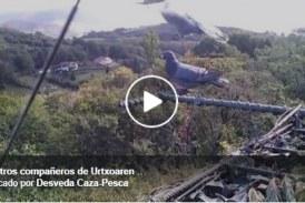 Francia: Cimbeles en Endaia (Iparralde). Ver Vídeo