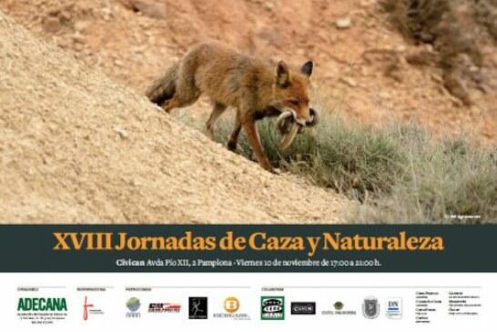 Navarra: XVIII Jornadas de Caza y Naturaleza de ADECANA