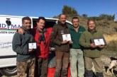 Navarra: Resultados Campeonato autonomico de caza menor con Perro