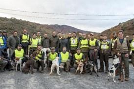 La Rioja: Rubén Fernández campeón autonómico de caza menor con perro
