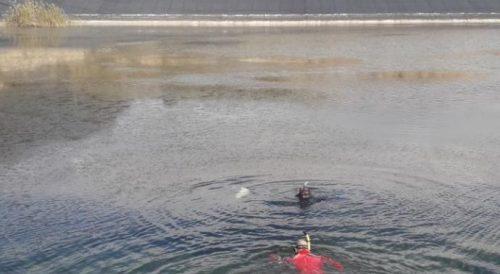 Fallece cazador ahogado al intentar rescatar a su perro de una balsa de riego