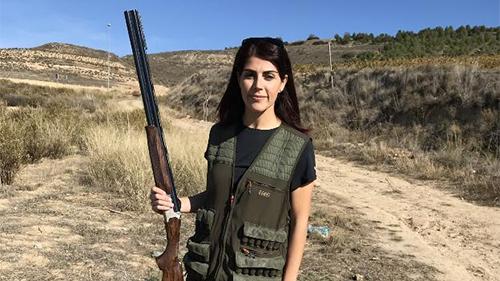 La Rioja: La caza tiene un toque femenino