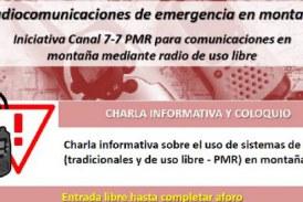 """Bizkaia: Este viernes en Amorebieta charla """"Radiocomunicaciones de emergencia en montaña"""""""