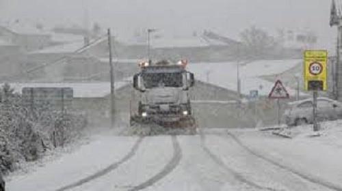 La Diputación Foral de Alava también cierra la caza este fin de semana por la nieve