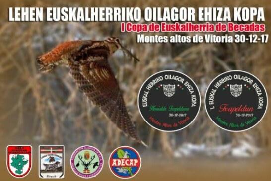 I Copa de Euskalherria de caza de becadas en Alava