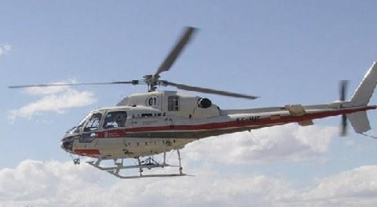 El Gobierno de Navarra dispara a muflones desde un helicóptero. Vídeo interior