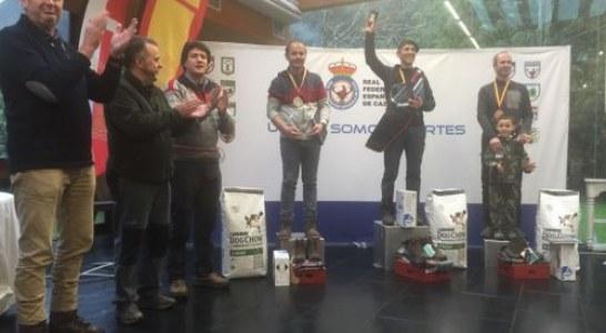 El asturiano Juan J. Cano García Castaño, campeón de España de Caza de Becadas