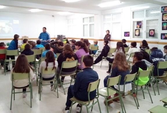 Caza y Naturaleza para alumnos de Primaria