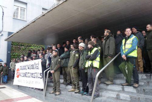 La Federación Navarra de Caza y la ONC celebran la condena al furtivo que amenazó con un arma a un guardia forestal en Bertiz