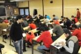 """<span class=""""entry-title-primary"""">El examen del cazador reunirá el 10 de febrero en las tres capitales vascas a centenares de aspirantes</span> <span class=""""entry-subtitle"""">En Donostia, la prueba se realizará en la Escuela Universitaria de Estudios Empresariales</span>"""