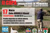 """<span class=""""entry-title-primary"""">II Copa de Euskalherria de caza menor con perro</span> <span class=""""entry-subtitle"""">Prueba deportiva no oficial abierta a todos los cazadores federados en Navarra y en Euskadi</span>"""