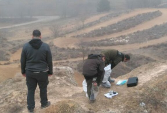 La RFEC pide al SEPRONA que investigue el origen de los cadáveres de perros en una fosa