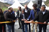 La RFEC participa en la inauguración del Centro de Recogida de Caza Liébana