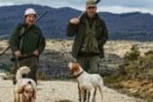 Coto Valdorba. Reunión de cazadores de fin de temporada. ADECANA
