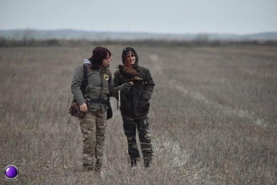 Las mujeres reivindican su sitio en la caza