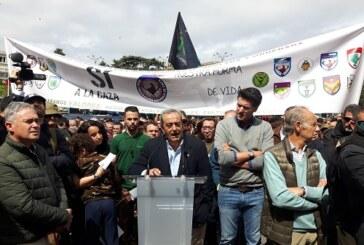 Más de 100.000 cazadores piden en toda España respeto y exigen medidas contra la impunidad en redes sociales
