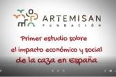 Impacto económico y social de la caza en España. Opinión JA Sarasketa (+ vídeo)
