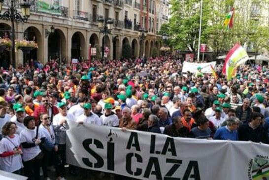 """Los cazadores de La Rioja piden """"respeto"""" hacia su actividad"""