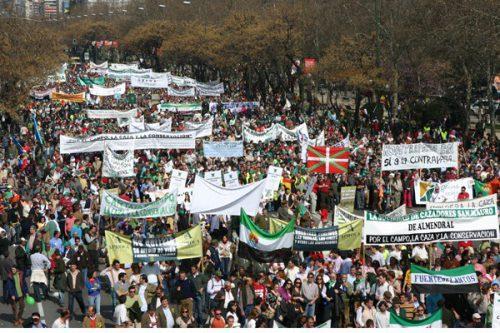 """Las federaciones vascas de caza tomarán la calle el domingo para exigir """"respeto"""""""