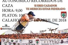 Recorridos de Caza. Campeonato autonómico de Navarra